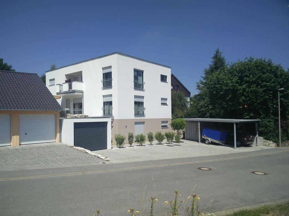 Komplett schl sselfertiges bauen priesendorf bauhaus for Bauhaus bauen